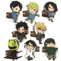 (Full Set) Earphone Cable Holder - Charm Collection - Durarara!!