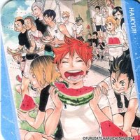 Coaster - Haikyuu!!