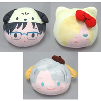 (Full Set) Plushie - Hello Kitty / Yuri & Victor & Yuuri