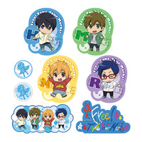 Stickers - Free! (Iwatobi Swim Club)