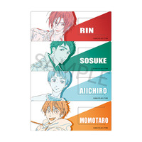 Bookmarker - Free! (Iwatobi Swim Club)