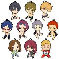 (Full Set) Rubber Strap - Free! (Iwatobi Swim Club)