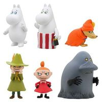 (Full Set) Trading Figure - Moomin / Snufkin