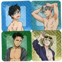 Rubber Coaster - Yuri!!! on Ice / Otabek Altin & Yuri & Victor & Yuuri