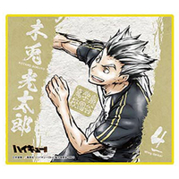 Trading Illustration Card - Haikyuu!! / Bokuto Koutarou