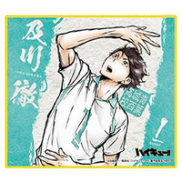 Trading Illustration Card - Haikyuu!! / Oikawa Toru