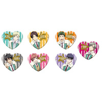 (Full Set) Acrylic Badge - Star-Mu (High School Star Musical)