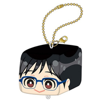 Plush Key Chain - Yuri!!! on Ice / Katsuki Yuuri