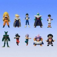(Full Set) Trading Figure - Dragon Ball
