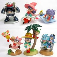 (Full Set) Trading Figure - Dr. Slump