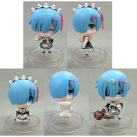 (Full Set) Trading Figure - Re:ZERO / Rem