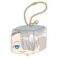 Plush Key Chain - Yuri!!! on Ice / Victor Nikiforov