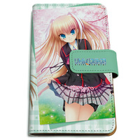 Smartphone Wallet Case for All Models - Little Busters! / Tokido Saya