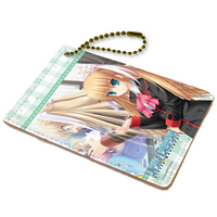 Commuter pass case - Little Busters! / Tokido Saya