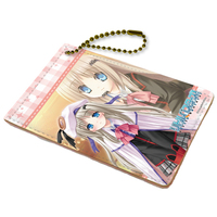 Commuter pass case - Little Busters! / Noumi Kudryavka