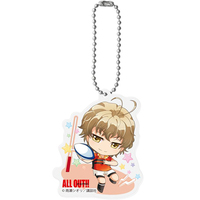 Key Chain - All Out!! / Ooharano Etsugo