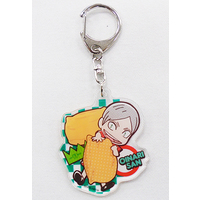 Key Chain - Haikyuu!! / Haiba Lev