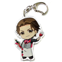 Acrylic Key Chain - Joker Game / Amari