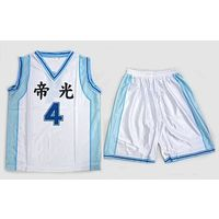 Costume Play - Kuroko's Basketball / Teiko Junior High & Akashi Size-M