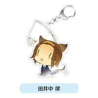 Acrylic Key Chain - K-ON! / Ritsu Tainaka