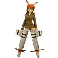 Trading Figure - Strike Witches / Charlotte E. Yeager