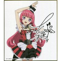 Illustration Panel - PriPara / Hōjō Sofi