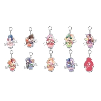 Trading Acrylic Key Chain - Pic-Lil! - Macross Frontier