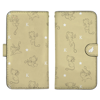 Smartphone Wallet Case for All Models - iPhone6 case - iPhone8 case - iPhone7 case - Card Captor Sakura / Cerberus