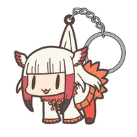 Tsumamare Key Chain - Kemono Friends