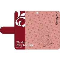 Smartphone Wallet Case for All Models - Fate/Apocrypha / Achilles (Fate Series) & Rider