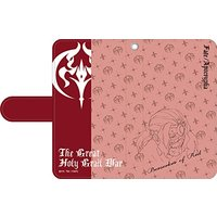 Smartphone Wallet Case for All Models - Fate/Apocrypha / Spartacus (Fate Series)