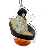 Acrylic stand - Blood Blockade Battlefront / Chain Sumeragi