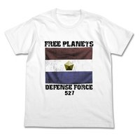 T-shirts - Legend of the Galactic Heroes Size-M