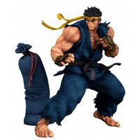 Figure - Street Fighter / Ryu & Chun-Li