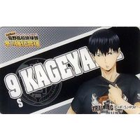 Name Plate - Haikyuu!! / Karasuno High School & Kageyama