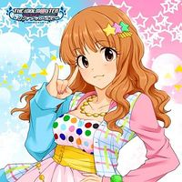 Hand Towel - IM@S: Cinderella Girls / Producer & Kirari
