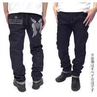 Jeans - Pants - Fate/Apocrypha / Jeanne d'Arc (Fate Series) Size-28INCH