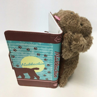 Smartphone Wallet Case for All Models - Yuri!!! on Ice / Makkachin