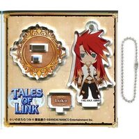 Acrylic stand - Tales of the Abyss / Luke & Stan Aileron