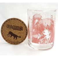 Tumbler, Glass - Little Busters! / Futaki Kanata
