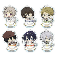 (Full Set) Acrylic Key Chain - Bungou Stray Dogs