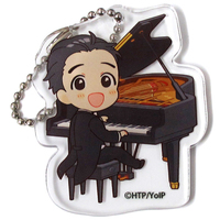 Acrylic Key Chain - Yuri!!! on Ice / Yuri & Yuuri