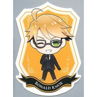 Postcard - Black Butler / Ronald Knox