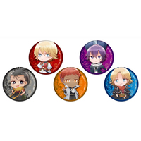 (Full Set) Badge - Shoukoku no Altair (Altair: A Record of Battles)