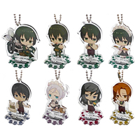 (Full Set) Acrylic stand - Kino no Tabi (Kino's Journey) / Hermes & Shizu (Kino's Journey)