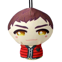 Plushie - A3! / Autumn Troupe & Summer Troupe & Fushimi Omi