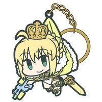 Tsumamare Key Chain - Fate/Grand Order / Altria Pendragon & Archer