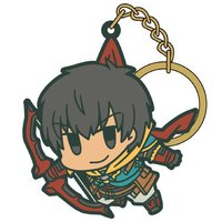 Tsumamare Key Chain - Fate/Grand Order / Arash & Archer