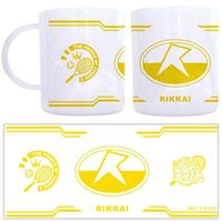 Mug - Prince Of Tennis / Rikkai University of Junior High School