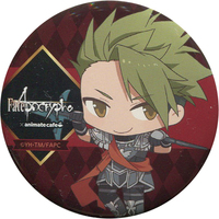 Trading Badge - Fate/Apocrypha / Rider & Achilles (Fate Series)